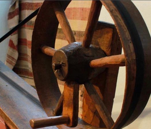 image roda antiga