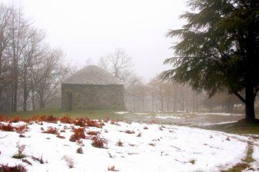 Image santo antonio neve