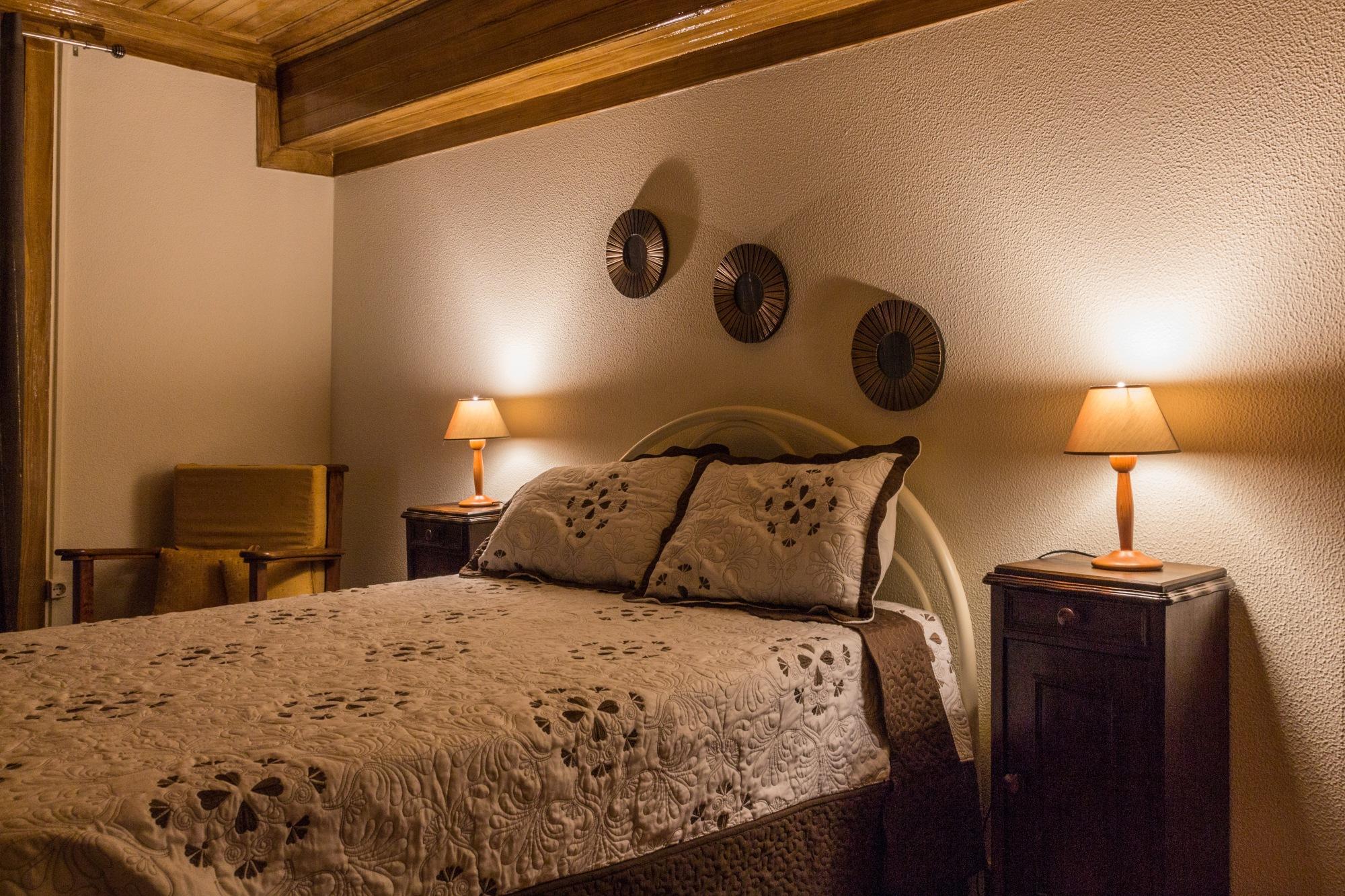 Cabeceira cama 1 - Casa da Várzea